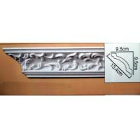 Wholesale PU Corner Decorative Cornice Crown Moulding for Interior / Exterior from china suppliers