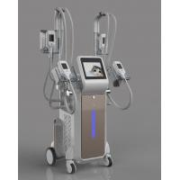 Quality New arrival new designed 4 handles crolipolysis coolshaping coolsculpting slimming machine for sale