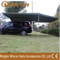 Wholesale Canvas Tent Trailer Awning Waterproof with Rectangle Triangle from china suppliers