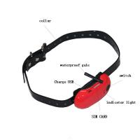 Wholesale Dog Pet GPS Locator , Cat GPS Trace Device rechargeable Battery from china suppliers