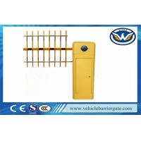 Wholesale Stable High Speed Swing Out Automatic Barrier Gate For Parking Entrance from china suppliers