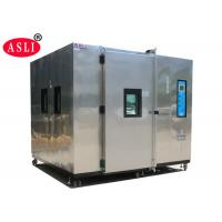 Buy cheap Stainless Steel Walk In Stability Chamber , Environmental Test Chamber from wholesalers