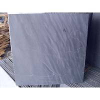 Wholesale Black Slate Tiles Brushed Black Slate Stone Paving Black Slate Pavement Slate Floor Tiles from china suppliers