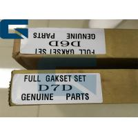 Wholesale D6D D7D Full Gasket Set Cylinder Head Gasket VOLVO Spare Parts from china suppliers
