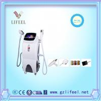 Wholesale e-light ipl rf+nd yag laser multifunction device beauty machine from china suppliers