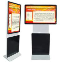 Wholesale Multi Language Floor Standing Digital Signage 55 inch , Restaurant LCD AD Player from china suppliers