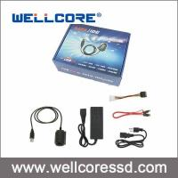 Wholesale USB 2.0 to IDE SATA Laptop Adapter Converter , 2.5