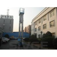 Wholesale Multi Mast Aluminium Work Platform , 14m One Man Lift With 200kg Load from china suppliers