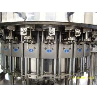 Wholesale Automatic Glass Bottle Sparkling Water Carbonated Drink Filling Machine SUS304 Material from china suppliers