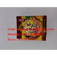 Quality Antler Natural Herbal Male Enhancement Tablet , Red Male Natural Enhancement Pill to Improve Sex for sale