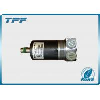 Wholesale Side Ports Circle Flange Eaton Hydraulic Motor , Small High Speed Hydraulic Motors from china suppliers