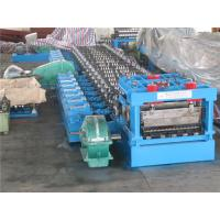 Wholesale 110KW 3 - 6mm thickness Silo Roll Forming Machinery Transmission Table from china suppliers
