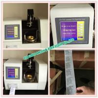 Wholesale GD-3536D Automatic Opening Cup Flash Point Test Instrument from china suppliers