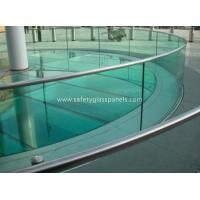 Wholesale Grey​ Insulated Toughened Safety Glass , Flat Tempered Glass from china suppliers