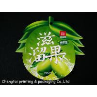 Wholesale Custom Shaped Pouches Heat Sealing Reusable Snack Bags Eco Friendly from china suppliers