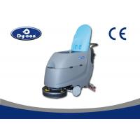 Wholesale Dycon 18 Inch And 20 Inch Orange Floor Scrubber Dryer Machine With 180W Brush Motor from china suppliers