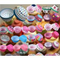 Buy cheap Beatiful 100 pcs/lot Cooking Tools Grease-proof Paper Cup Cake Liners Baking Cup Muffin Kitchen Cupcake Cases Cake Mold from wholesalers