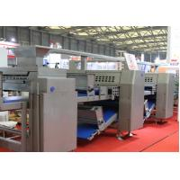 4 Satellites  Pastry Laminating Line With Powerfull Dough Sheeting  Ability
