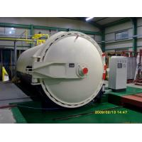 Wholesale Steam Brick Industrial Autoclave Pressure Φ3m For Glass Deep - Processing from china suppliers