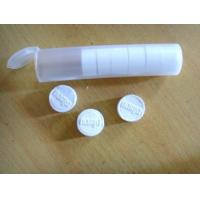 Wholesale Disposable White Hotel Magic Coin Tissue Wet Magic Face Towels from china suppliers