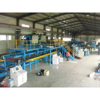 Wholesale Roofing / Wall Polyurethane Sandwich Panel Production Line With CE Certificate from china suppliers