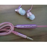 Wholesale Wholesale metal earphone mobile-phone headphone spining top  earphone fashion aluminium headphone from china suppliers