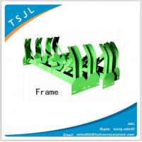 Wholesale 45 Degree Steel Idler Carrying Trough Type Roller Support from china suppliers