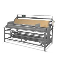 China Stable Cloth Rolling Machine Fully Assembled And Carefully Tested In Stock on sale