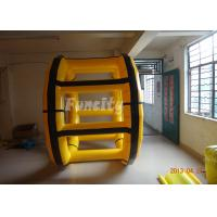 Wholesale 0.9mm Waterproof Inflatable Water Roller with Silk Printing for Adults and Kids Entertainment from china suppliers