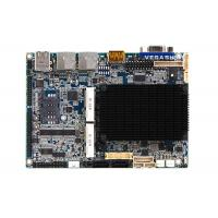 "Wholesale Dual Core N2807 CPU dual LAN Fanless 3.5"" Embedded mainboard Support 1080P display from china suppliers"