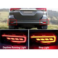 Buy cheap LED Rear Bumper Light and Stop Light for TOYOTA All New Fortuner 2016 2017 from wholesalers
