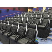 Wholesale Customized Color 5D Theater System Seats Used For Center Park And Museum from china suppliers