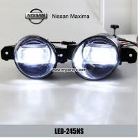Wholesale Nissan Maxima car front fog lamp assembly LED daytime running lights drl from china suppliers