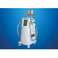 Wholesale Cryolipolysis+cavi+lipolaser+bodyrf+face rf+vacuum rf slimming machine from china suppliers