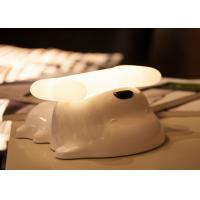 Wholesale Small Touch Bedside Night Lamp Warm White Cordless Dog Shape 600mAh from china suppliers