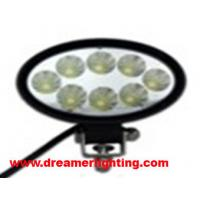 Buy cheap 24W IP68 water-proof LED work light from wholesalers