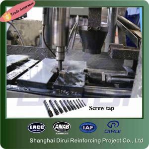 Wholesale rebar coupler machine hot tapping machine tapping machine hand drill from china suppliers