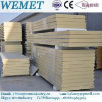 Wholesale 1000MM width PU/PIR cold room panel for big refrigerator cold room from china suppliers