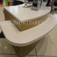 Wholesale modern design fashion reception desk counter table from china suppliers