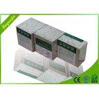 Wholesale 40dB Sound Insulation Precast Concrete EPS Panel Sandwich Interior from china suppliers