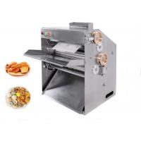 Wholesale Stainless steel Electric Baking Ovens Pizza Dough Pressing Machine from china suppliers
