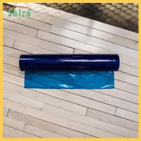 Wholesale Customised Self Adhesive Floor Protection Film Blue Color No Bubble from china suppliers