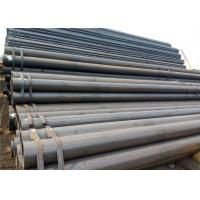Wholesale Waterproof Erw Round Tube Structure Pipe With Black Painted / Varnish Coating from china suppliers