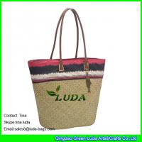 Wholesale wholesale lady seagrass straw scout beach bags from china suppliers