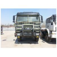 Wholesale Heavy Cargo Truck Sinotruk howo All Wheel Driving 6x6 LHD Engine 290PS Euro II from china suppliers