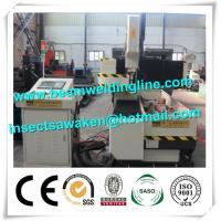 Quality Drilling Tapping H Beam Steel Production Line For Tube , CNC drilling and cutting for sale