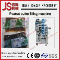 Wholesale Food Peanut Butter Filling Machine Sealing Line Automatic 380V from china suppliers
