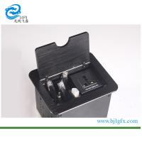 Buy cheap cable cubby, pop up box with HDMI, VGA, AUDIO. mini dp, dp cable from wholesalers