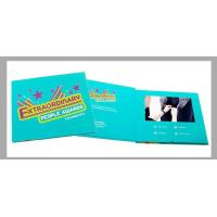 Wholesale Customized lcd video brochure card for bussiness advertisement / holiday greetings from china suppliers