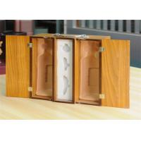 Wholesale Gloss Finished Offset Wood Jewelry Boxes , Decorative Gift Boxes CE FSC from china suppliers